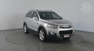 2011 Holden Captiva CGII 7 LX 5D S/Wagon Photo