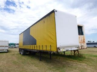 1993 Freighter ST2 Curtainside 2 Inch Pin, (unreg) ATM 31,000kg Photo