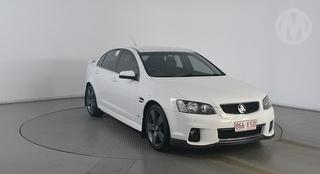 2012 Holden Commodore VEII SV6 Z-Series 4D Sedan Photo