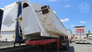 2003 Roadwest TR1350 Tipping Trailer ATM 42,000kg Photo