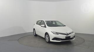 2016 Toyota Corolla ZRE18 Ascent 5D Hatch Photo