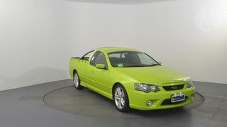 2005 Ford Falcon BF XR6 T 2D Utility Photo