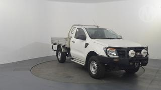 2013 Ford Ranger PX XL 2D Cab Chassis Photo