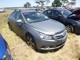 2010 Holden Cruze JG CDX Sedan 4D Sedan Photo