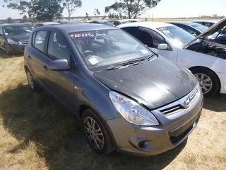 2010 Hyundai i20 5D Active Hatch 5D Hatchback Photo