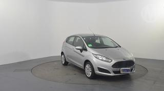 2013 Ford Fiesta WZ Ambiente 5D Hatch Photo