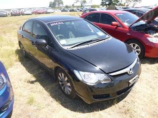 2007 Honda Civic VTi Sedan Photo