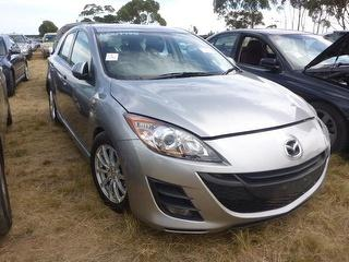 2010 Mazda 3 Gen II Maxx Hatch 5D Hatchback Photo