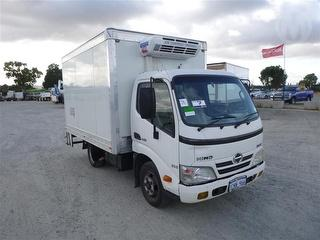 2007 Hino 300 614 Pantech 1 Key, HWA Sung Thermo Cooling Unit GCM 9,000kg Photo