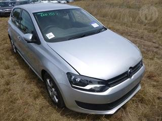 2010 Volkswagen Polo 77 TSI Comfortline Hatch 3D Hatchback Photo