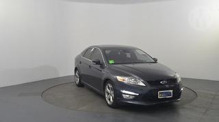 2012 Ford Mondeo MC Ecoboost Titanium 5D Hatch Photo