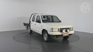 2006 Ford Courier PH GL Dual Cab Utility Photo
