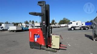 2008 Raymond 740-R35TT Forklift (Stockpicker) With Charger Photo