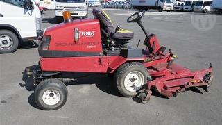 Toro 228d Mower (Ride on) 4WD Front Deck Mower Photo