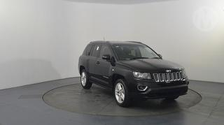 2013 Jeep Compass MK Limited S/Wagon Photo