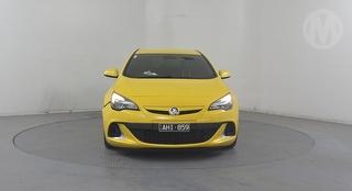 2015 Holden Astra PJ VXR 3D Hatch Photo
