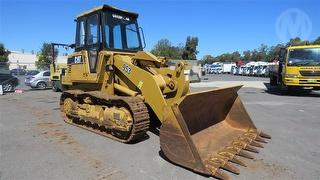 Caterpillar 953 Loader (Tracked) Photo