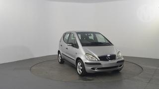 2003 Mercedes-Benz A 160 Classic 5D Hatch Photo