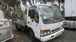 1998 Isuzu NPR 200 Short Tray GVM 4,490kg Photo