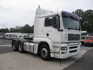 2005 MAN TGA26.480 Prime Mover Photo