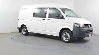 2012 Volkswagen Transporter T5 TDI 340 LWB 5D Van Photo