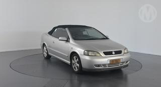 2004 Holden Astra TS Convertible Cabriolet Photo