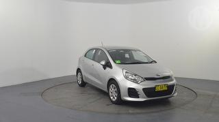 2014 Kia Rio 5DR S A/T 5D Hatch Photo