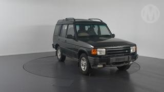 1998 Land Rover Discovery LS S/Wagon Photo