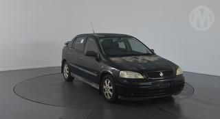 2005 Holden Astra TS Classic Hatch Photo