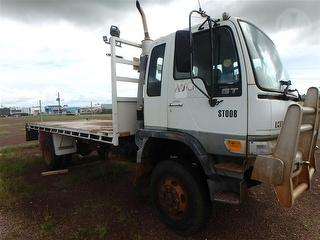 2001 Hino GT Tray Located Offsite. Inspection BY Appointment Only. GCM 21,000kg Photo