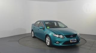 2008 Ford Falcon FG XR6 4D Sedan Photo