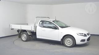 2013 Ford Falcon FG MKII Ute 2D Cab Chassis Photo