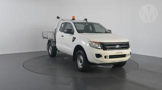 2013 Ford Ranger PX XL 4D X-cab Chassis Photo
