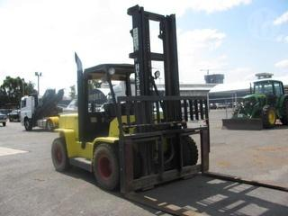 Hyster H600XL Forklift (GP) Photo