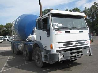 2004 Iveco Acco 2350G Concrete Agitator *Gearbox Requires Attention* GVM 30,000kg Photo