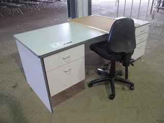 1 Office Work Station Office Furniture Photo