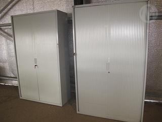 2 X Filing Cabinets Office Furniture Photo