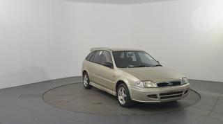 2001 Ford Laser KQ SR 5D Hatch Photo
