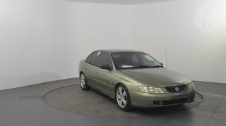 2003 Holden Commodore VYII Executive 4D Sedan Photo
