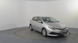 2015 Toyota Corolla ZRE18 Ascent 5D Hatch Photo