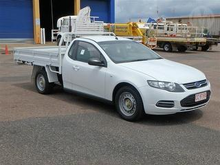 2012 Ford Falcon FG Ute 2D Cab Chassis Photo