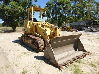 1987 Caterpillar 953 Loader (Tracked) Photo