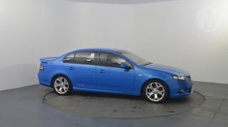 2010 Ford Falcon FG XR6 Turbo 4D Sedan Photo