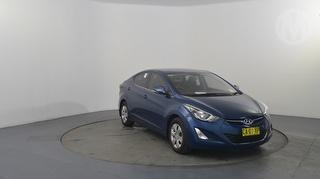 2013 Hyundai MD3 Elantra 1.8P Active 4D Sedan Photo