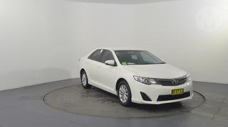 2013 Toyota Camry ASV50R Altise 4D Sedan Photo