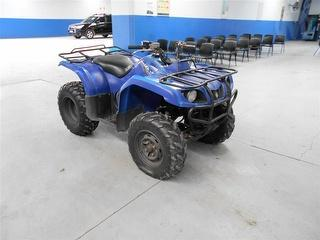 2014 Yamaha Grizzly 350 ATV (Quad) Hours not visible * Photo