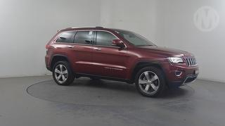 2013 Jeep Grand Cherokee WK Limited 5D S/Wagon Photo
