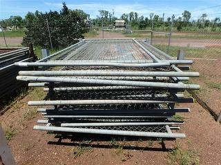 Pallet - Fence Panels DN60 Pipe Miscellaneous Located Offsite Photo