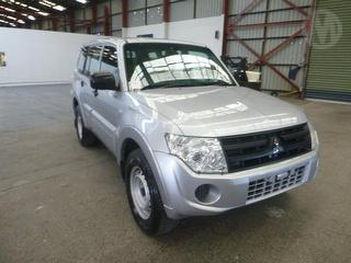 2012 Mitsubishi Pajero NW GL 5D S/Wagon Photo