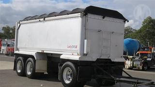 2006 Lusty 3 Axle Tipping Trailer Photo